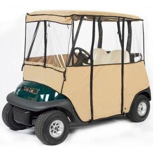 Club Pro 3 X 4 Universal Golf Cart Enclosure