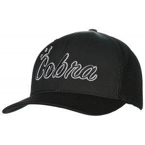 Cobra Crown C Trucker Snapback Golf Hat