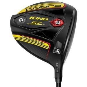 Cobra King Speedzone Driver 2020 - Gloss Black/Yellow