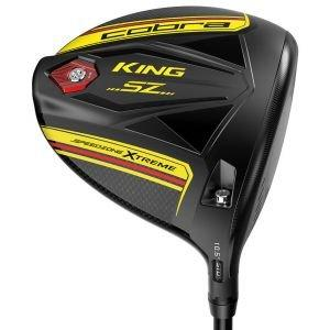 Cobra King Speedzone Xtreme Driver 2020 - Gloss Black/Yellow