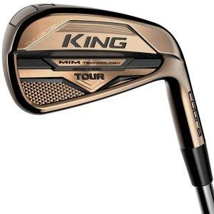 Cobra KING Tour Copper Irons With MIM Technology