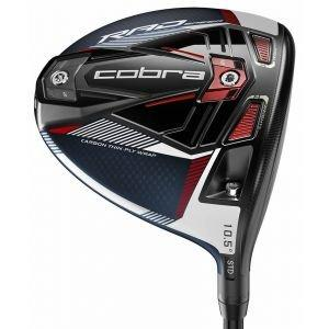 Cobra RADSPEED Driver Peacoat Red