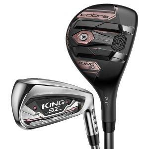 Cobra Womens King Speedzone Hybrid Combo Iron Set 2020