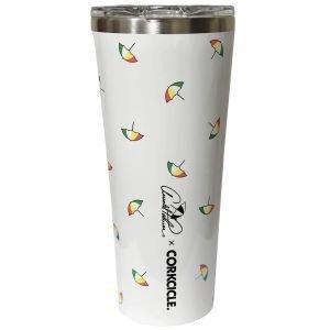 Corkcicle Arnold Palmer Umbrella Print 24oz Tumbler