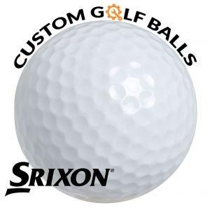 Srixon Personalized Golf Balls