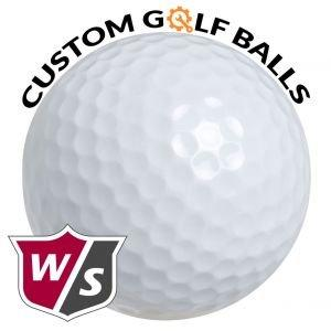 Wilson Personalized Golf Balls