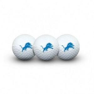 Detroit Lions Golf Ball 3-Pack