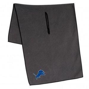 Detroit Lions Grey Microfiber Towel