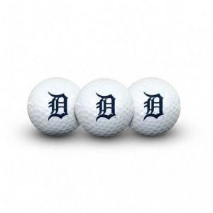 Detroit Tigers Golf Balls 3-Pack