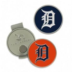 Detroit Tigers Hat Clip & Ball Markers