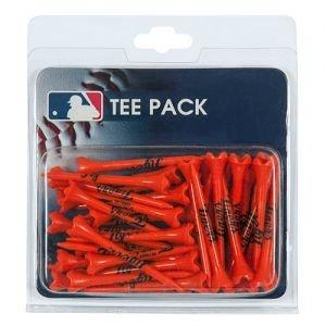 Detroit Tigers Golf Tees 40 Pack
