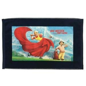 Devant Caddyshack Collection The Lama Golf Towel