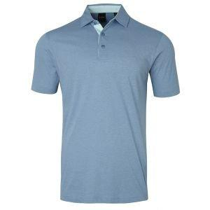 Dunning Quin Natural Hand Golf Polo Shirt