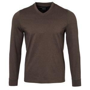 Dunning Taagan V-Neck Fleece Golf Sweater