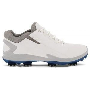 ECCO BIOM G3 Cleated Golf Shoes White