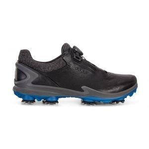 Ecco Biom G 3 Boa Golf Shoes Black