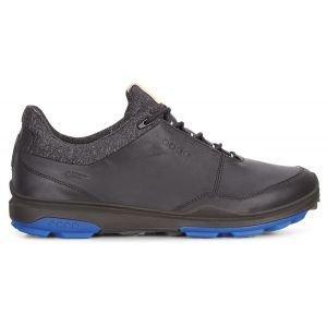 Ecco BIOM Hybrid 3 GTX Golf Shoes Black/Blue 2020