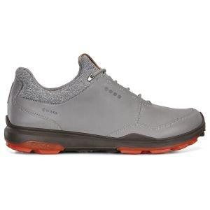 Ecco Biom Hybrid 3 GTX Golf Shoes Wild Dove/Fire