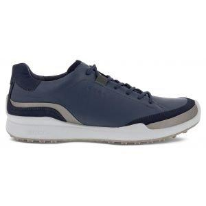 ECCO BIOM Hybrid Laced Golf Shoes Ombre/Buffed Silver/Night Sky