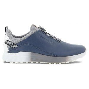 ECCO S-Three Boa Golf Shoes Ombre/White