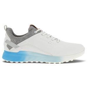 ECCO S-Three Golf Shoes White