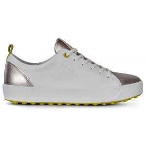 Ecco Womens Soft Golf Shoes - White