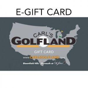 Carl's Golfland Gift Card - Email Delivery