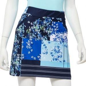 EPNY Women's 17.5 inch Floral Ditzy Print Golf Skort