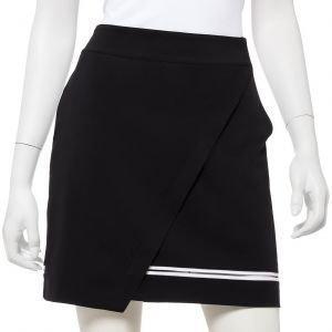 EPNY Women's Dash Dot Contrast Trim Golf Skort
