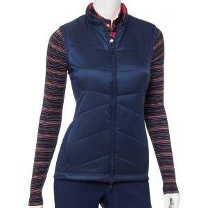 EPNY Ladies Reversible Quilted Golf Vest