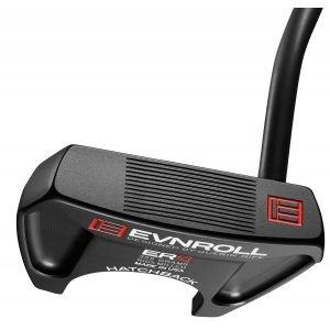 Evnroll ER5B Hatchback Black Putter - Gravity Grip