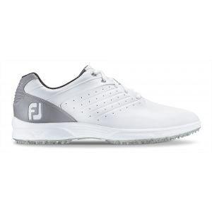 FootJoy Arc SL Golf Shoes White/Silver - 59700