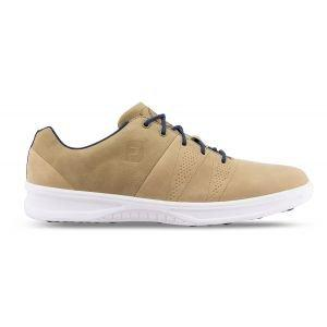 FootJoy Contour Casual Golf Shoes 2020 Taupe - 54056