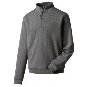 FootJoy Drop Needle 1/2 Zip Golf Pullover - 25057