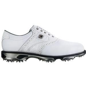 Footjoy Dryjoys Tour Golf Shoes White 53673