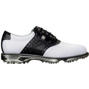 FootJoy Dryjoys Tour Golf Shoes 2020 White/Black - 53610
