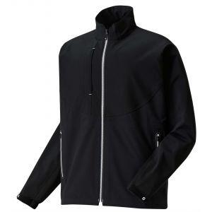 FootJoy Mens Dryjoys Tour LTS Rain Jacket Black - 35322