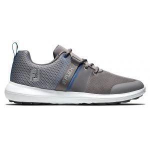 FootJoy Flex Golf Shoes Grey/Blue 56121