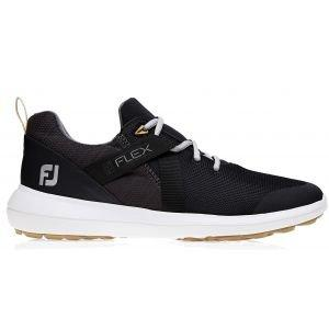 FootJoy Flex Golf Shoes - Black 56103