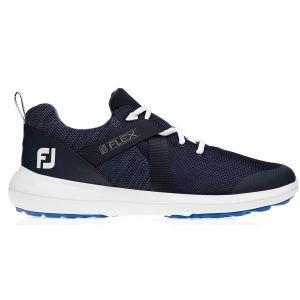 FootJoy Flex Golf Shoes - Navy 56102