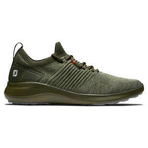 FootJoy Flex XP Golf Shoes Olive