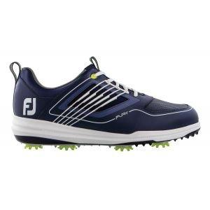 FootJoy Fury Golf Shoes 2019 Navy/White 51101