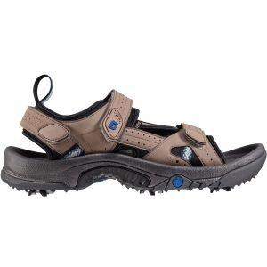 FootJoy Mens Golf Sandals 2020 Dark Taupe - 45318