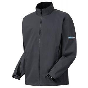 FootJoy Hydrolite Rain Jacket Charcoal/Black - 23787