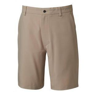 FootJoy Lightweight Performance Golf Shorts Khaki - 23937