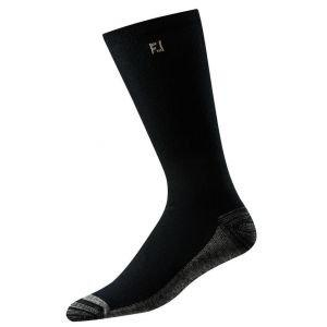FootJoy Mens Prodry Crew Socks Black XL (Shoe Size 12-15)