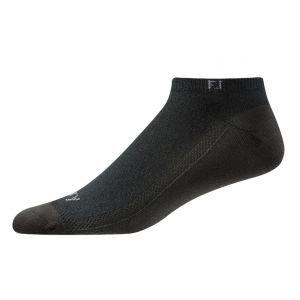 FootJoy Mens ProDry Lightweight Low Cut Socks Black