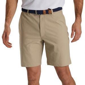FootJoy Performance Knit Golf Shorts Khaki 26866