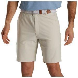 FootJoy Performance Knit Golf Shorts Stone 26867