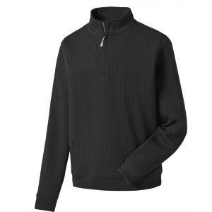 FootJoy Performance Drop Needle Pullover Black - 27270